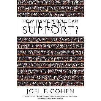 Quantas pessoas a terra pode suportar por Cohen & E. Joel
