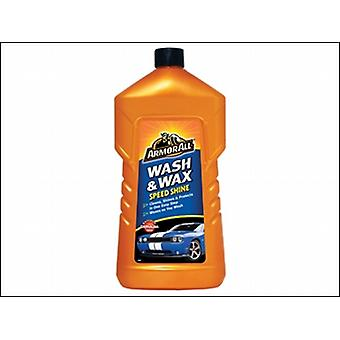 WASH & WAX 1 LITRE