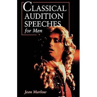 Klassiskt Audition tal för män av Marlow & Jean