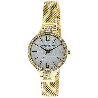 Lancaster watch watches jewel LPW00361 - watch jewel steel Dor woman
