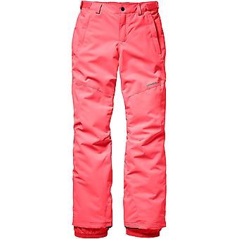ONeill Neon orange rosa Charme Girls Snowboard Hosen