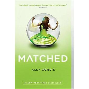 Matched by Ally Condie - 9780142419779 Book