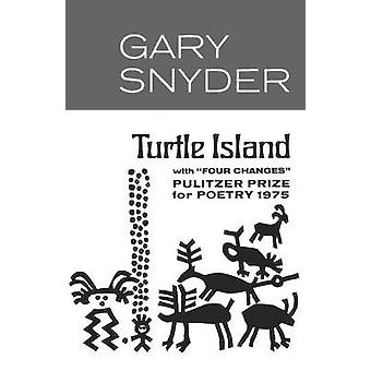 Turtle Island by Gary Snyder - 9780811205467 Book