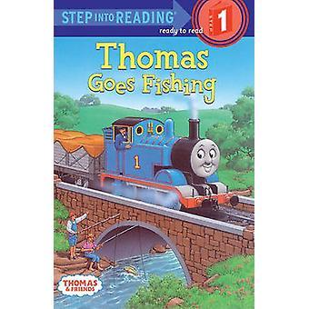 Thomas Goes Fishing by Wilbert Vere Awdry - Richard Courtney - 978141