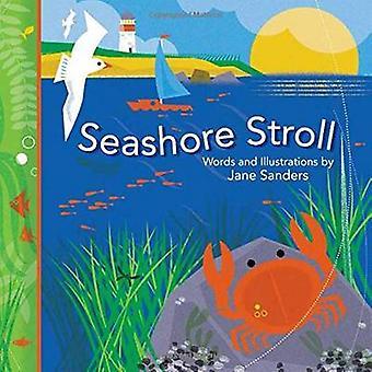 Seashore Stroll by Jane Sanders - 9781423647126 Book