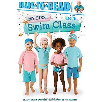 My First Swim Class by Alyssa Satin Capucilli - 9781534404885 Book