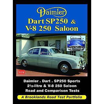 Daimler Dart SP250 & V-8 250 Saloon Road Test Portfolio by R. M. Clar