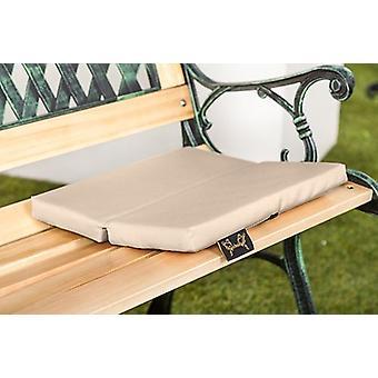 Gardenista® Stone Water Resistant 2 Part Folding Sit Mat