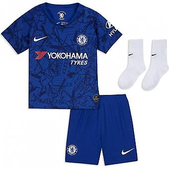2019-2020 Chelsea Home Nike Baby Kit