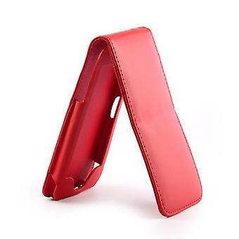 iPhone 5 Flip Läder fodral