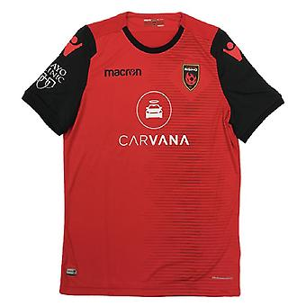 2019-2020 Phoenix Rising Authentic Home Match Shirt