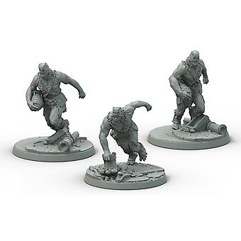 Fallout Wasteland Warfare- Super Mutants Suiciders