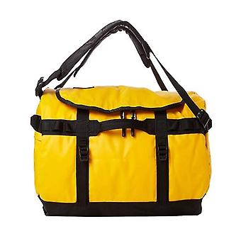 The North Face Base Camp-Unisex Bag-gul (Sumit guld/TNF svart)-S