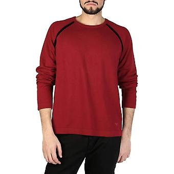 Emporio Armani Men Red Sweaters -- S1M0425520