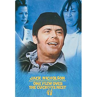 One Flew Over The Cuckoos Nest (Réimpression) Réimpression Poster