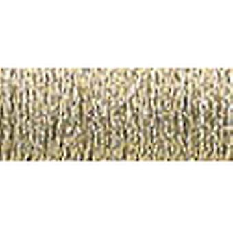 Kreinik Metallic Kabel 3 Ply 10 Meter 11 Yards Gold P 002P