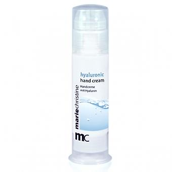 MC Marie Christine hyaluronic hand cream