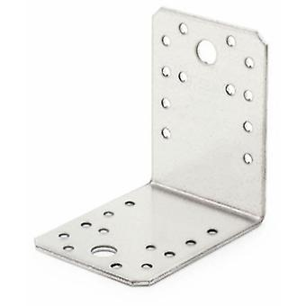 Index Hot dip galvanized bracket assembly 70x70x55 mm (DIY , Hardware)