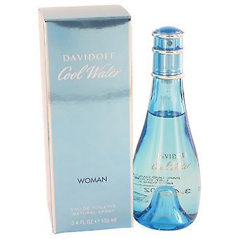 Coolwater Femme By Davidoff  Edt Spray 100ml