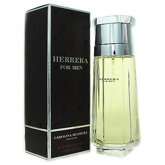 Herrera Men by Carolina Herrera 3.4 oz EDT Spray