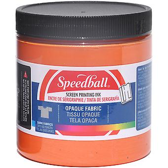 Opaque Fabric Screen Printing Ink 8 Ounces-Sherbet OFSPI8-4809