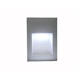 LED recessed luminaire, IP65, 13, 8 x 9, 5 cm LED_Recess8 10134