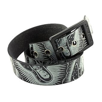 Guadalupe Faux Leather Belt