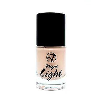 W7 Night Light Matte Liquid Highlighter and Illuminator 10ml