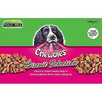 Chewdles kiks udvalg 10kg