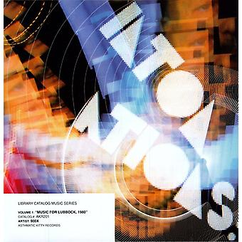 900 X - bibliotek katalog musik serie: musik til [Vinyl] USA import