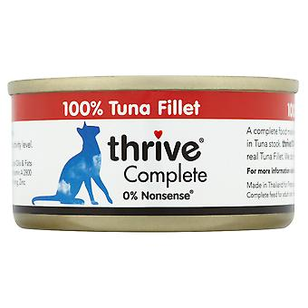 Trives komplet Adult tun filet 75g (pakke med 12)