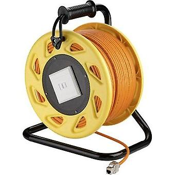 RJ49 Networks Cable reel S/FTP 90 m