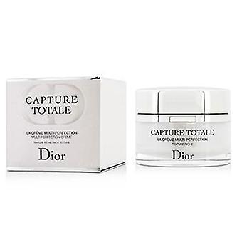 Christian Dior Capture Totale Multi-Perfection Creme - Rich Texture - 60ml/2oz