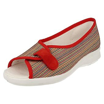 Ladies Easy B Canvas Shoes Hanna