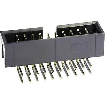 Pin strip WS60W Total number of pins 60 No. of rows 2 econ connect 1 pc(s)