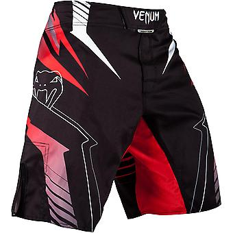 Venum Sharp 3.0 Flex System Schließung MMA Fight Shorts - schwarz/rot