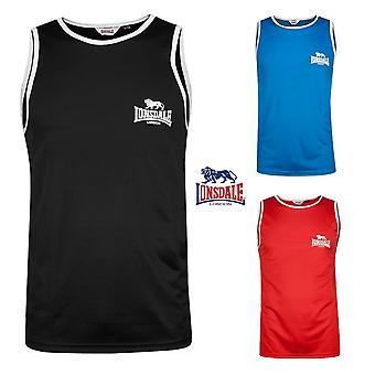 Lonsdale mens tank top amateur Singlet
