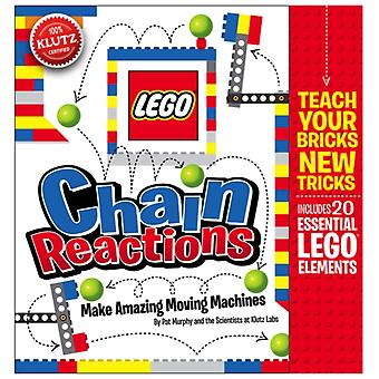 Klutz: Lego Chain Reactions (Toy) by Murphy Pat