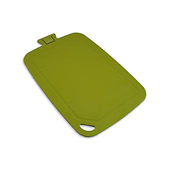 Wellos Eco Friendly Antibacterial Chopping Board, 38cm x 25cm, Green