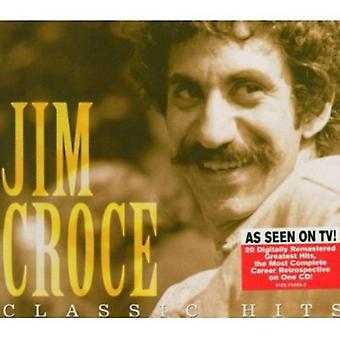 Jim Croce - Classic Hits of Jim Croce [CD] USA import