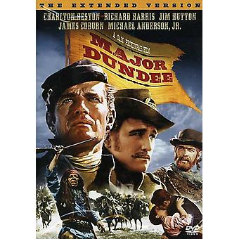 Major Dundee [DVD] USA import