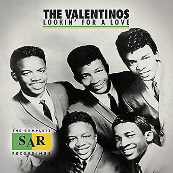 Valentinos - komplet Sar Rec [CD] USA importerer