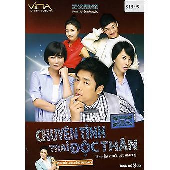 Chuyen Tinh Trai Doc end [DVD] USA import