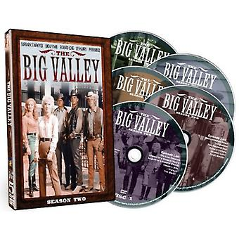 Big Valley: Season Two [DVD] USA import