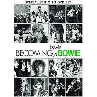 David Bowie - at blive Bowie David Bowie [DVD] USA import