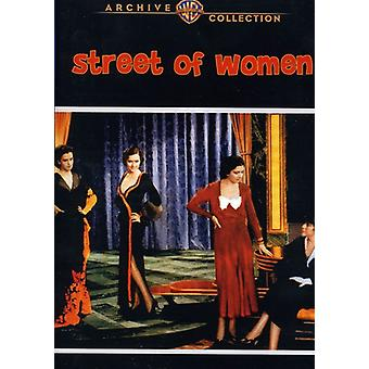 Street of Women (1932) [DVD] USA import