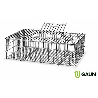 Gaun Transport cage Galvanised rabbits 22600 (Garden , Animals , Rabbits , Warren)