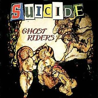 Suicide - Ghost Riders [Vinyl] USA import