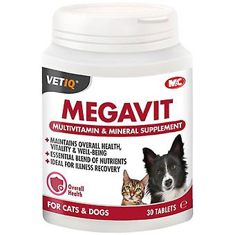 Mark & Chappell Megavit-Mineral Supplement with multivitamins (Dogs , Supplements)