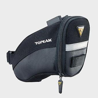 Ny Topeak Aero Wedge Quick Clip Saddle bag (liten) sykling bag brun